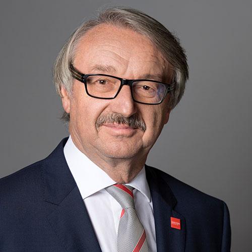 Prof. Dr. Dr. h.c. Günter Stock
